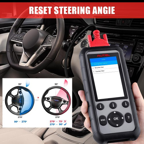 [US Ship No Tax] Autel MaxiDiag MD806 Pro Full System Diagnostic Scan Tool Lifetime Free Update Online