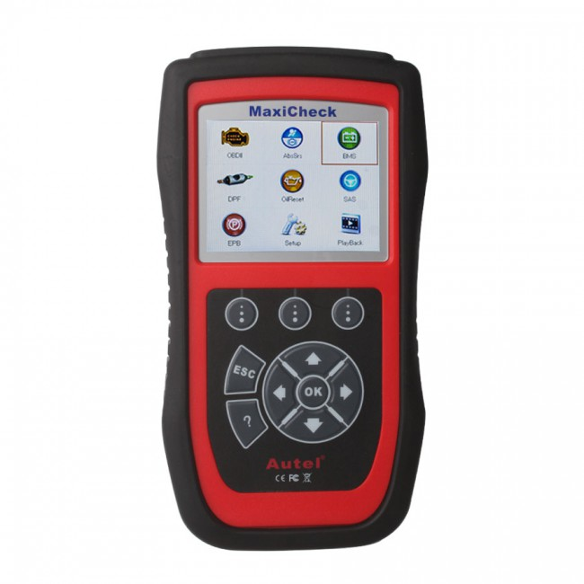 100% Original Autel MaxiCheck Pro Diagnostic Scan Tool OBD2 Scanner Support EPB/ ABS/ SRS/ SAS/ BMS/ DPF Lifetime Free Update