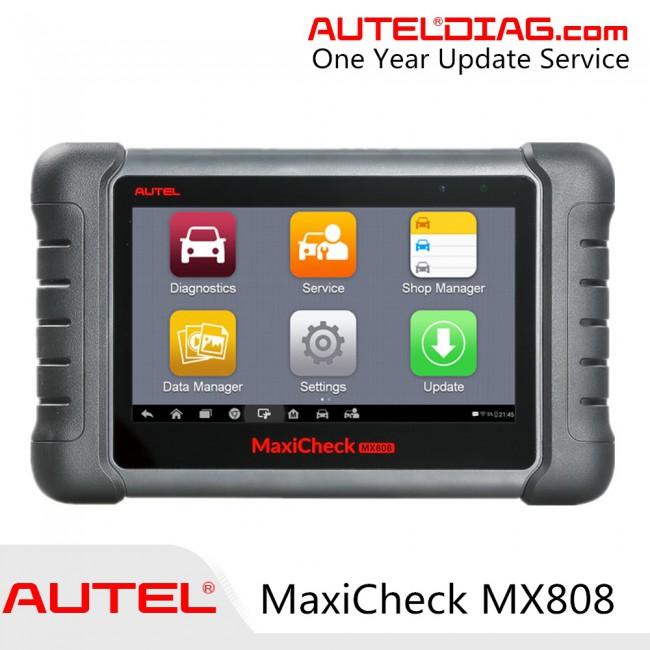 Autel MaxiCheck MX808 One Year Update Service (Autel Tool Care Program)