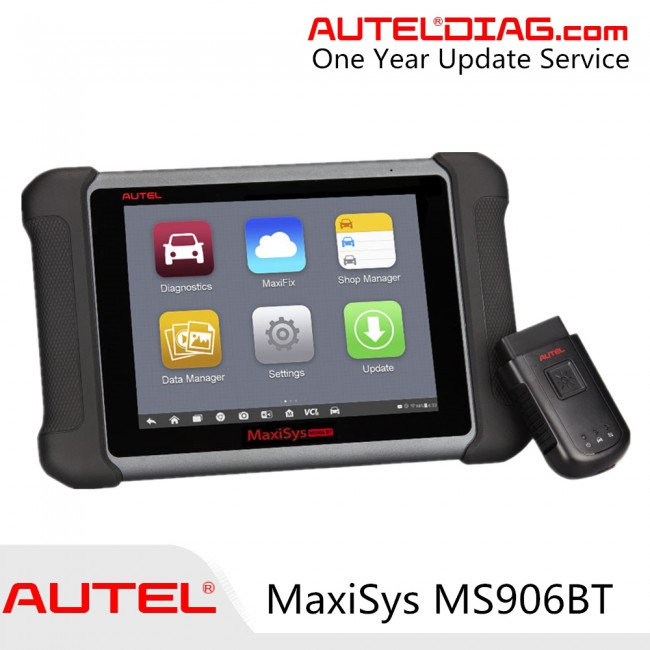 Autel MaxiSys MS906BT One Year Update Service (Autel Tool Care Program)