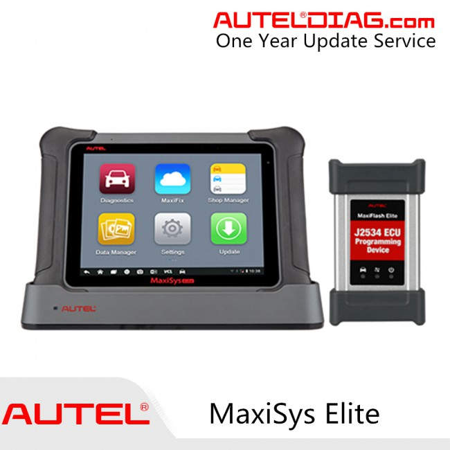 Autel MaxiSys Elite One Year Update Service (Autel Tool Care Program)
