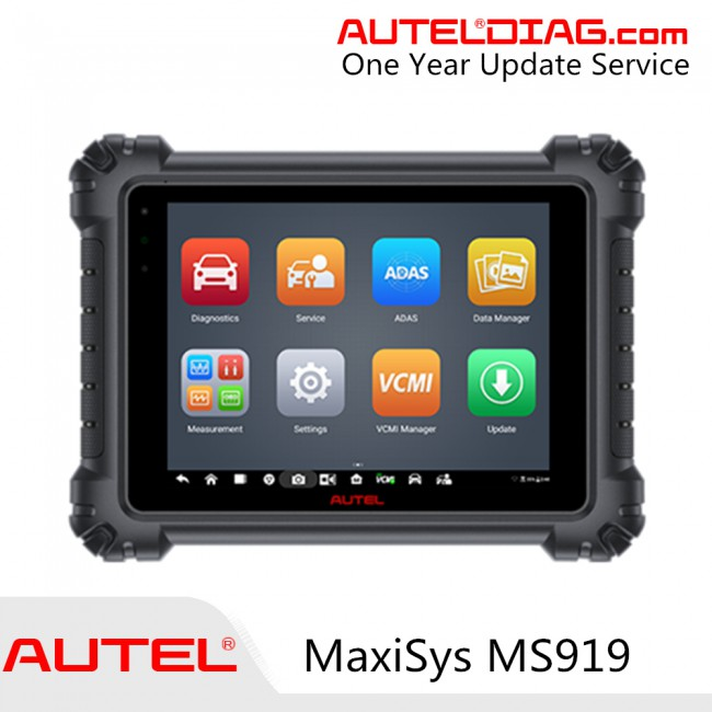 Autel MaxiSys MS919 One Year Update Service (Autel Tool Care Program)