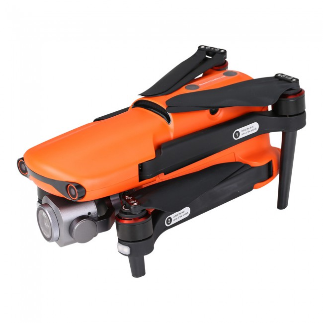 Autel Robotics EVO II Pro 6K Drone Camera with Hard Carrying Case and 2 Batteries