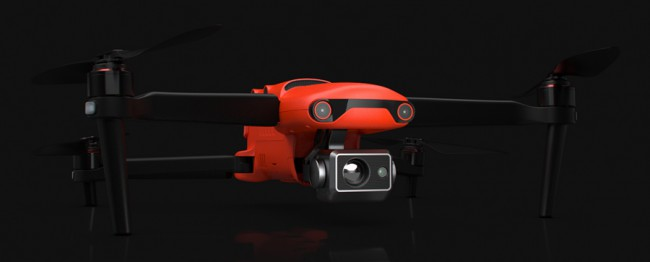 Autel Robotics EVOII 640T Drone 48MP Camera with New Generation Thermal Camera Dynamic Track 2.0