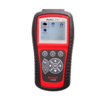 Autel AutoLink AL619 OBDII & CAN Scan Tool Supports Scan  ABS/ SRS/ Airbag/ Warming Light, Live Data, Ready Test