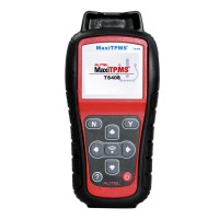 Autel MaxiTPMS TS408 TPMS Activator, MX-Sensors Program & On-Tool Relearn Procedure European Version