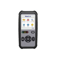 Autel MaxiLink ML529 OBD2 Diagnostic Scan Tool Code Scanner with Full OBD2 Functions Upgraded Version of Autel AutoLink AL519