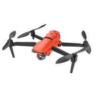 Autel Robotics EVO II 8K Camera Drone Foldable Quadcopter Rugged Bundle with Hard Carrying Case and 2 Batteries