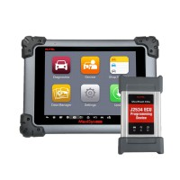 [US Ship No Tax] Autel MaxiSys MS908S Pro All System Diagnostic Scan Tool with J2534 ECU Programming and Coding Global Version (No IP Limitation)