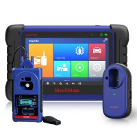 Autel MaxiIM IM508 Advanced IMMO & Key Programming Tool plus XP400 Pro Key and Chip Programmer